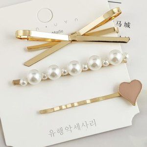 hair clips set